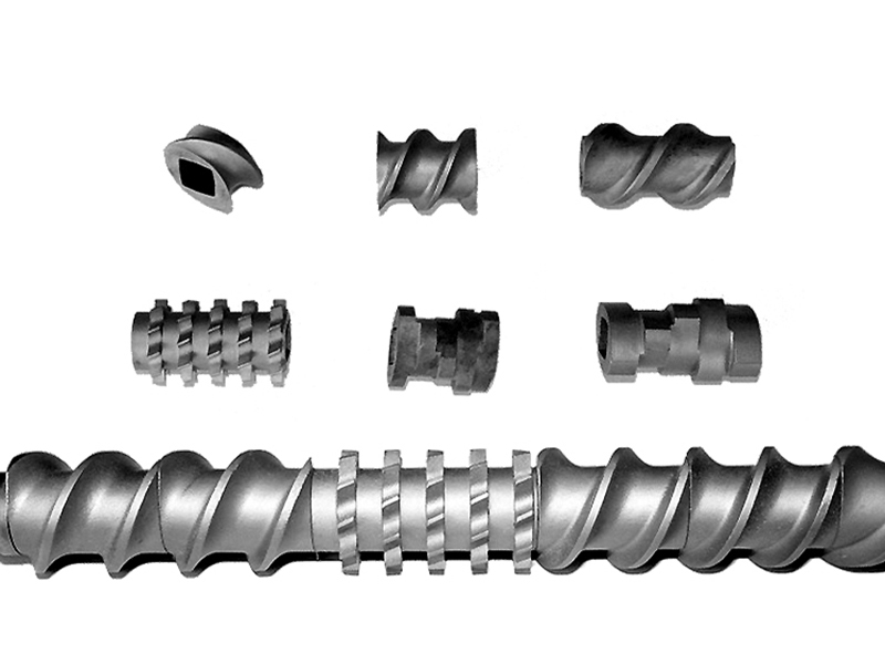 WPC Parallel Twin Screws