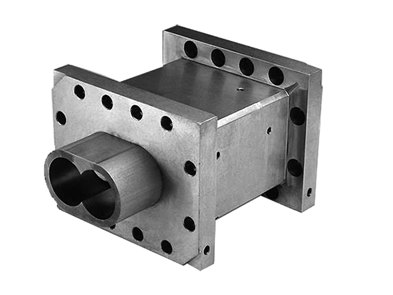 Square Parallel Twin Alloy Barrel