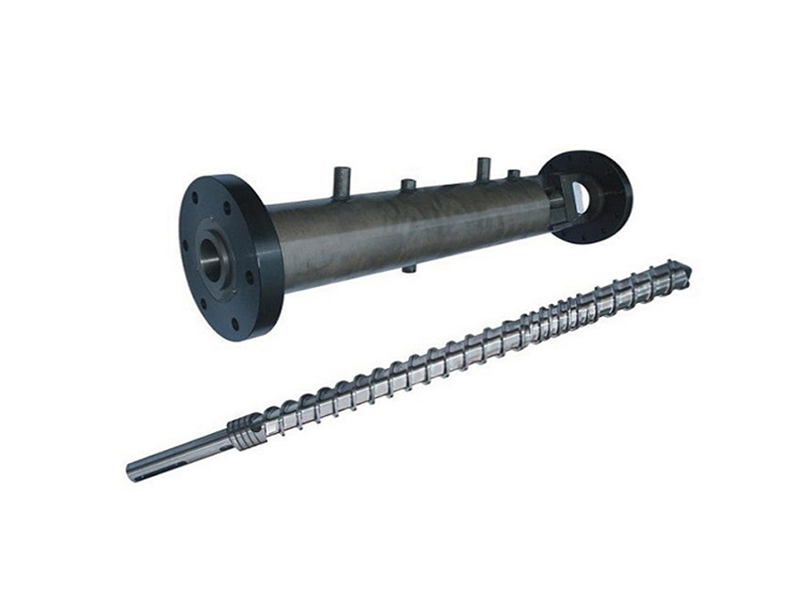 Pin Type Cold Feed Barrel and Screw